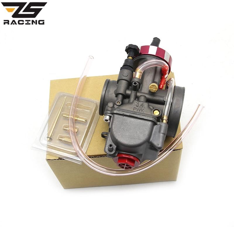 ZS Racing Universele Nieuwe Carburateur Motorfiets 28 30 32 34mm Pwk - Motoraccessoires en onderdelen - Foto 1