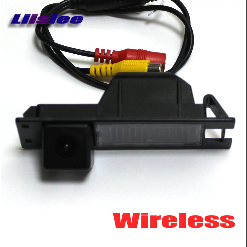 Liislee Wireless Rear View Car Camera For Buick Regal 2009~2014 / Car Back Camera / HD CCD Night Vision / DIY Easy Installation