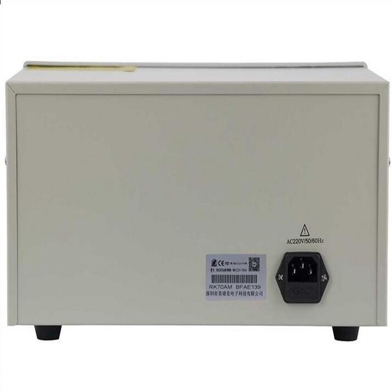 Rek de alta precisión AC / DC 5KV Presión de prueba de voltaje - Instrumentos de medición - foto 3