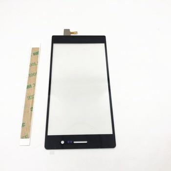10Pcs/Lot 5.0'' Replacement Touchscreen For Huawei Ascend P7  Digitizer Glass Touch Screen For Huawei P7 Touch Sensor