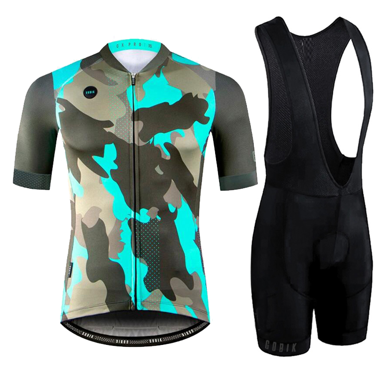 Men S Cycling Jersey 2018 GOBIK Cycling Clothing Summer Short Sleeve ... 6ba332ffc