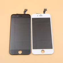 10pcs for tianma Grade AAA Best Quality 4.7 inch For iPhone 6 LCD Glass Touch Screen Digitizer Assembly Replacement Free ship