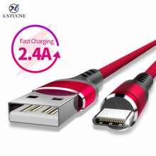 USB Cable Fast Charging Cable For iPhone XR XS X 8 7 iPad Type-C USB Micro For Samsung S9 S8 Cable Data Sync USB C Charger Cable все цены