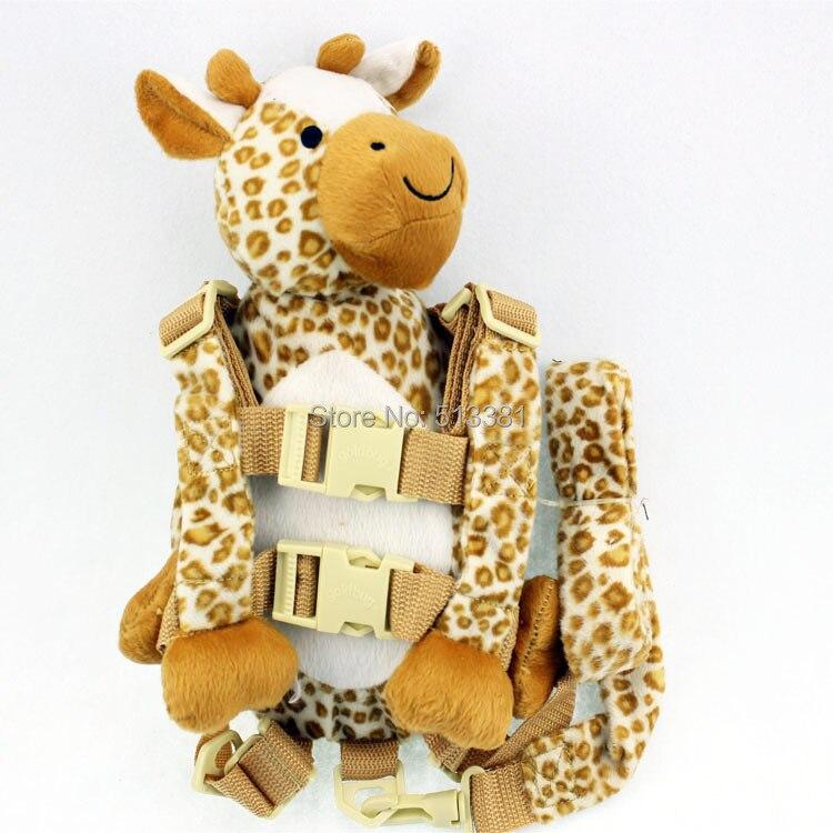 20 шт./лот приятель Голдбаг 2-в-1 Детские Жгут Рюкзаки с Сафти ремни более чем 30 моделей