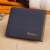 NUEVA Llegada de La Manera Diseñadores Marca hombres Carteras Dinero Clip de La Vendimia Corta Ocasional Cartera Bi-fold ZC059