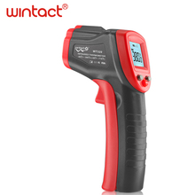 Infrared thermometer digital thermometer temperature meter thermometer non-contact laser thermometer WINTACT WT320 thermometer