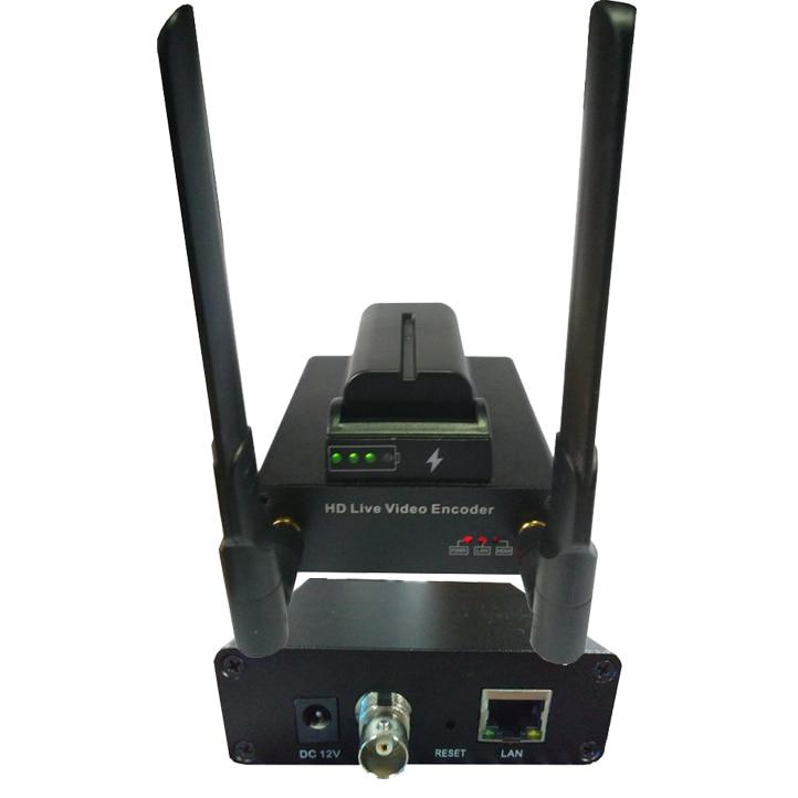 H.265 / HEVC H.264 / AVC SDI WIFI kódoló támogatja a HD-SDI 3G-SDI - Otthoni audió és videó