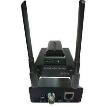 ESZYM H.265/ H.264 SDI WIFI Encoder support HD-SDI 3G-SDI RTMP for live broadcast like wowza,fms,youtube,facebook...