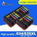 INKARENA цветные чернильные картриджи для HP 934 935 XL 934XL 935XL для HP934 для HP934XL Officejet Pro 6812 6830 6815 6835 6230 принтер