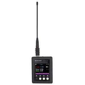 Image 2 - SURECOM SF401Plus راديو رقمي اختبار 27Mhz 3000Mhz عداد التردد المحمولة مع CTCCSS/DCS فك للاسلكي تخاطب