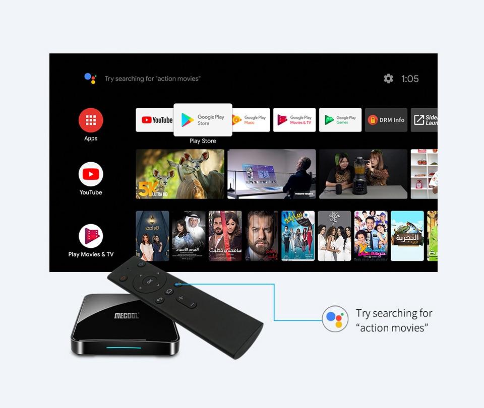 KM3 IPTV France Spain Arabic Android 9.0 SUBTV Subscription 1 Year Code 4G 64G BT 4.0 4K IPTV Canada Finland Italy France IPTV   (4)
