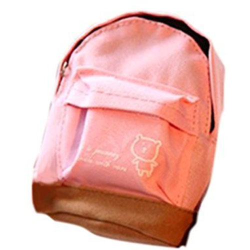 TEXU New Women Lady Backpack Flower Coin Bag  Hand Pouch Purse pink vans wm realm backpack pink lady ph