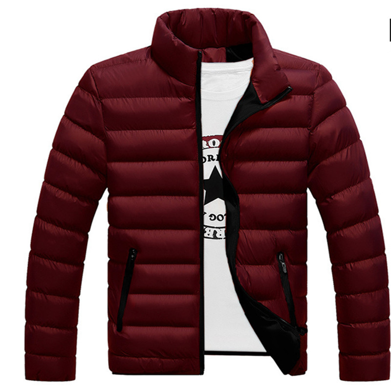 2019 New Sell like hot cakes Winter Men Jacket Casual Mens Jackets And Coats Thick   Parka   Men Outwear Jacket Male Clothing
