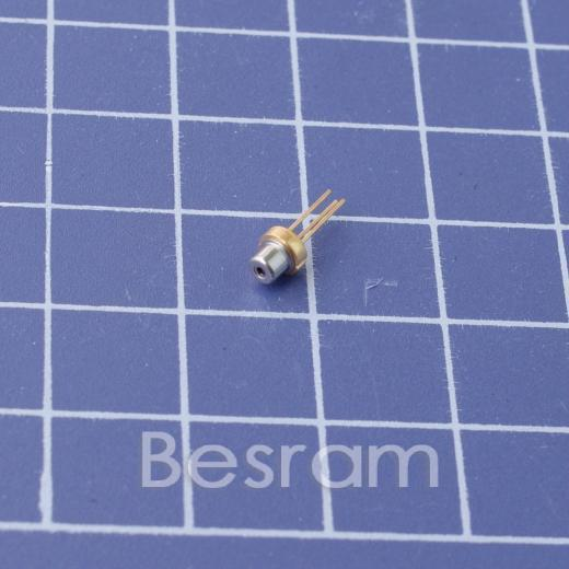 1pc new DL-4366-301H Sanyo 405nm 20mw 3.3mm TO-3.3 Violet Blue Laser Diode румяна sleek makeup blush 933 цвет 933 coral variant hex name c05640