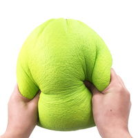 Squishies Jumbo Giant Grapefruit Squishy Love Cute Scented Charm Super Slow Rising Fruit Furnishing Articles Stress Relief Toys
