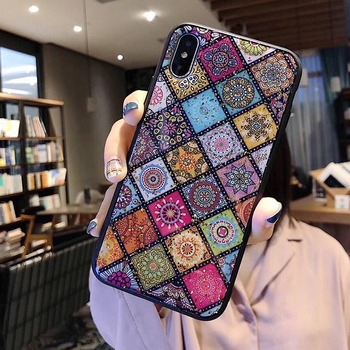 Colorful iPhone XS Max Case Women