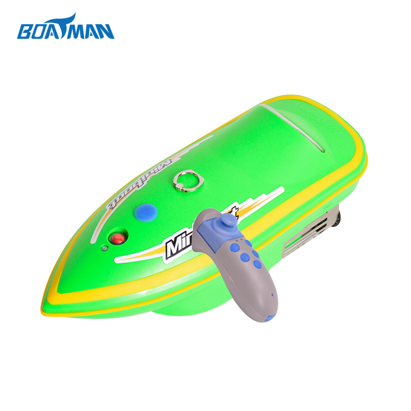USB charger remote boatman mini bait boat rc fishing tools fishing tackle free shipping boatman bait boat rc carp fishing bait boat with carring case for fishing tools