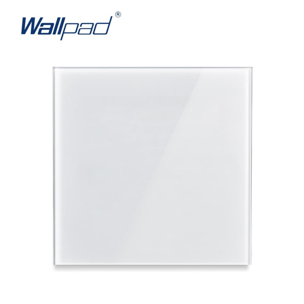 Wallpad Crystal Glass Panel Wall Blank Panel Fill Blank Of the Wall No FunctionWallpad Crystal Glass Panel Wall Blank Panel Fill Blank Of the Wall No Function