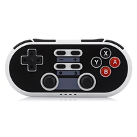 NS02 Classic Game Controller 2 4G Wireless Mini Protable Pad With Sleep Mode 400mAh Bumble Vibration