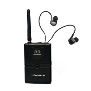 Image 3 - TP wireless In Ear Monitor System 2.4GHz Professional Digital Stage Audio Stage music Ear Return Stage