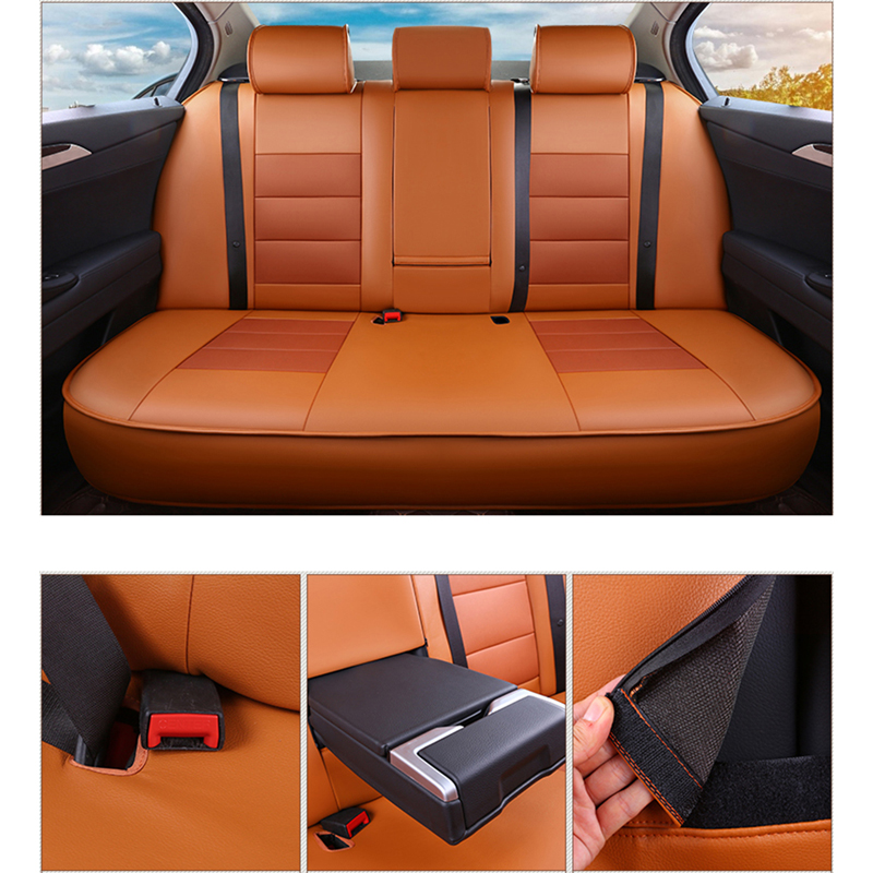 Car Believe car seat covers For toyota rav4 corolla verso wish land cruiser 200 Prado avensis fortuner cover for vehicle seat in Automobiles Seat Covers from Automobiles Motorcycles