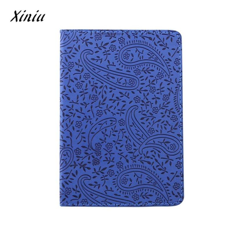 все цены на Passport cover Card holder Protector Wallet Business Card Holder Soft passport case Cover Carteira masculina