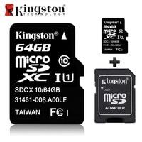 Kingston 8GB 16GB Micro Sd Card Class 10 Memory Card 32gb 64GB Microsd Tarjeta Micro Sd