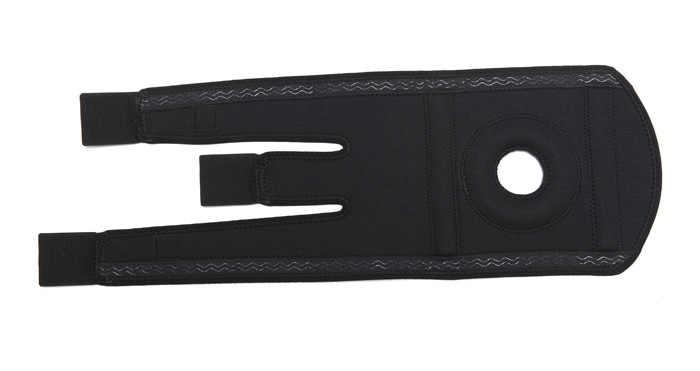 Fitness rodillera soporte para rótula cinturón elástico vendaje cinta deportiva rodilleras banda protectora para rodilleras fútbol deportes