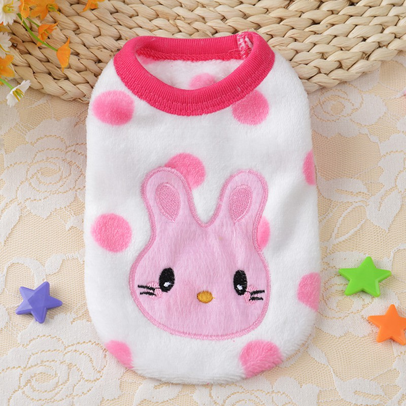 Fashion Cartoon Pet Dog Clothes Spring Overalls For Puppy 2019 Costumes Clothes for Small Dogs Cats Chihuahua Dogs Coats Jackets in Dog Coats Jackets from Home Garden