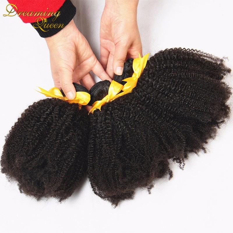 Afro Kinky Curly Virgin Human Hair  (26)