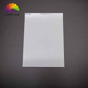 Image 4 - Tpu皮膚保護フィルム車のバンパーフッド保護ステッカーアンチスクラッチクリ透明フィルム 21*15 センチメートル