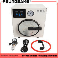High Pressure Autoclave OCA Adhesive Sticker LCD Bubble Remove Machine Bubble Remover for LCD Touch Screen Repair Refurbishment