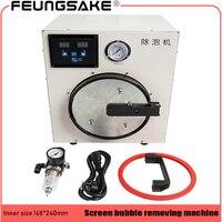 High Pressure Autoclave OCA Adhesive Sticker LCD Bubble Remove Machine Bubble Remover for LCD Touch Screen Repair Refurbishment