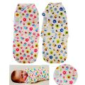 Spring Summer Style 100% Cotton Baby Sleeping Bag Animal Printed Baby Sleep Sack baby stroller sleeping bag swaddle blanket