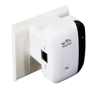 Image 2 - Wireless N 300Mbps 2.4G Wifi Repeater /Router 802.11n/g/b Networking Signal Amplifier Range Extender Mini Wireless Booster