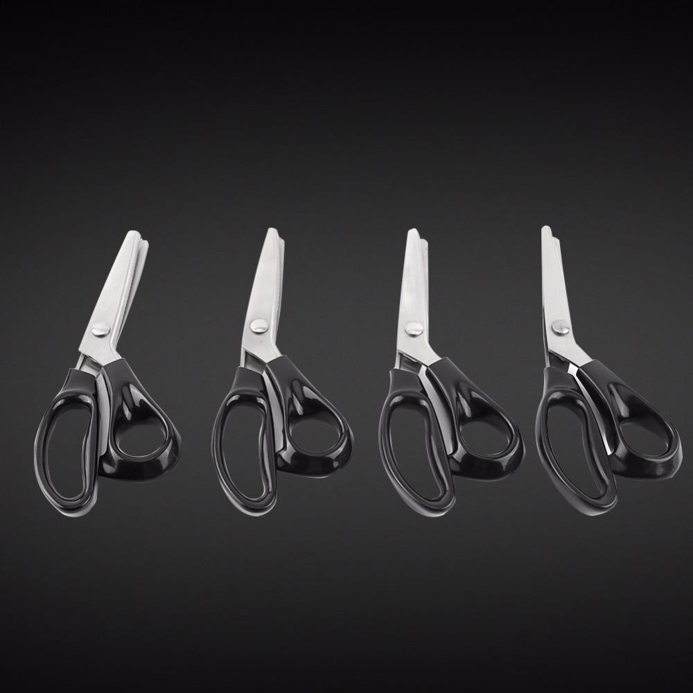 профессиональные швейные ножницы зигзаг ножницы 3