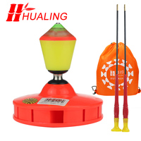 chinese Asymmetric diabolo 8Bearing Toys Professional Diabolo Set Packing with String Bag china
