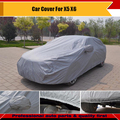 Automotive Car Cover Outdoor Rain Snow Dust Sun Resistant Dustproof Protector Cover Car-Styling For X5 X6