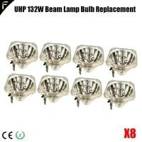 8 teile/los Sharpy Spot Licht UHP 132 W Leistung 2r 132 Birne Ersetzen Ersatzteile für Bühne Licht Leuchte Bühnen-Lichteffekt Licht & Beleuchtung -