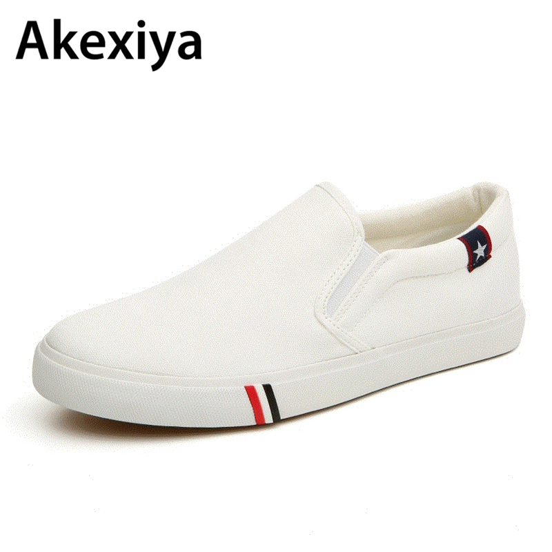 2018 Spring Autumn Non-leather Casual Canvas Shoes Men Breathable Gum Shoes Male Slip On Footwear Low Work Shoes AA02