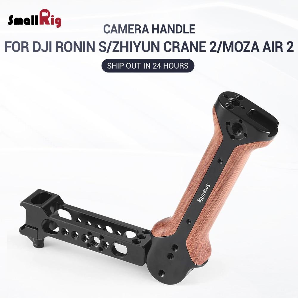 Ronin SmallRig Liberação Rápida Alça Da Câmera Aperto Handgrip para DJI S/para Zhiyun Guindaste 2/para Moza Ar 2 Gimbal Estabilizador 2340