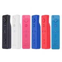 7 farben 1 stücke Wireless Gamepad Für Nintend Wii Spiel Remote Controller für Wii Remote Controller Joystick ohne Motion Plus