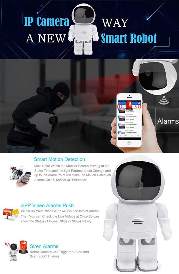 Security Camera Robot