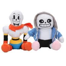 2 pièces/ensemble 30 cm anime jouets en peluche Sans Asriel Toriel peluche jouets en peluche poupée pour enfants enfants cadeau