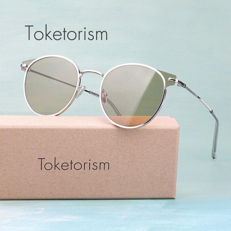 Toketorism modis female sunglases elegant uv400 high quality women sunglass 7917