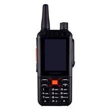 G22 Plus (F22) WCDMA 3G Teléfonos Inteligentes de Red soporte de Radio REALPTT/ZELLO GSM 850/900/1800/1900 MHz/WCDMA 850/1900/2100 MHz Walkie