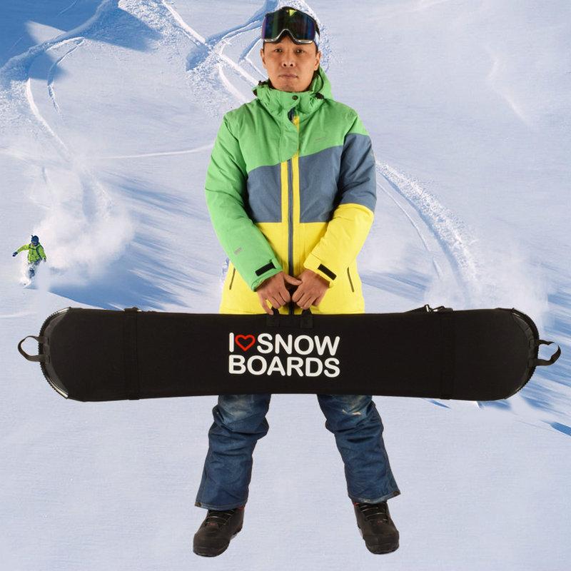 2019 nouveaux sacs de Ski 120 cm 135 cm 145 cm 155 cm sac de Snowboard adultes sac à dos de Ski sac à bandoulière unique - 6