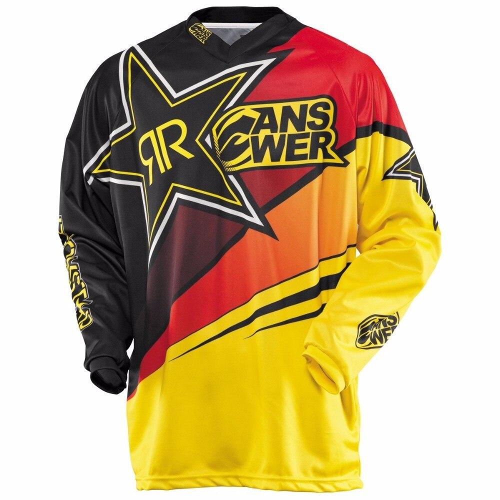 Цена за Велосипед Джерси Горный Велосипед Мотоцикл Велоспорт Джерси DH Горные Джерси Crossmax Рубашка Ciclismo Одежда для Мужчин MTB Майка