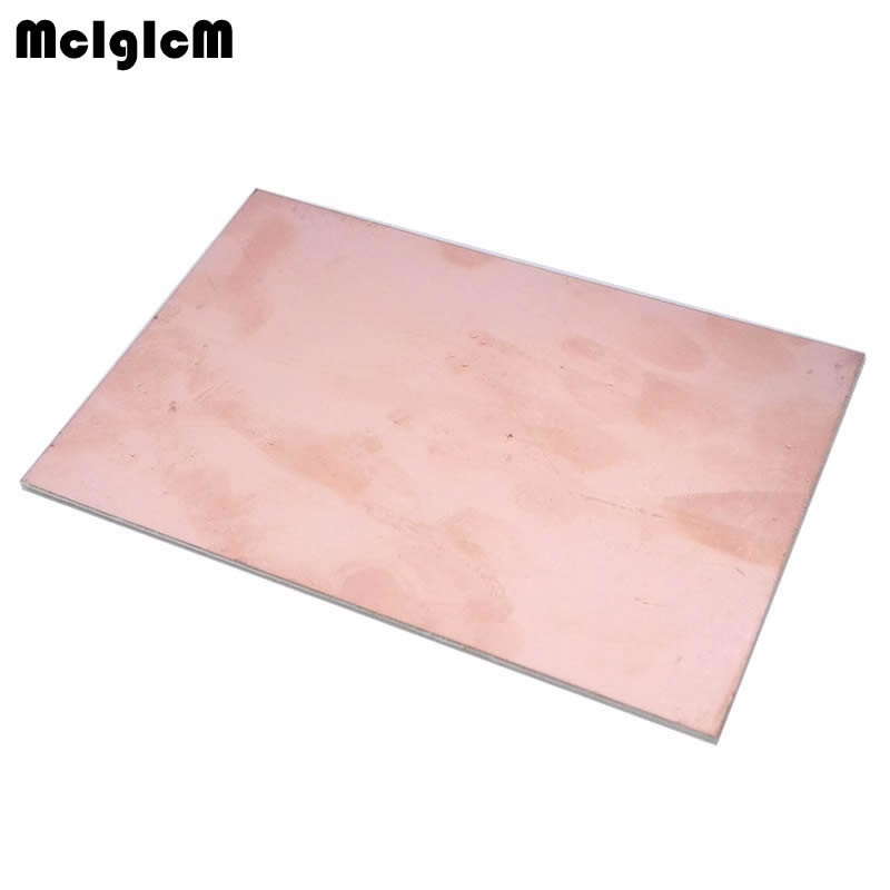 Passive Components Mcigicm 1pcs/lot Fr4 Pcb Single Side Copper Clad Plate Diy Pcb Kit Laminate Circuit Board 10x15cm To Be Renowned Both At Home And Abroad For Exquisite Workmanship Skillful Knitting And Elegant Design