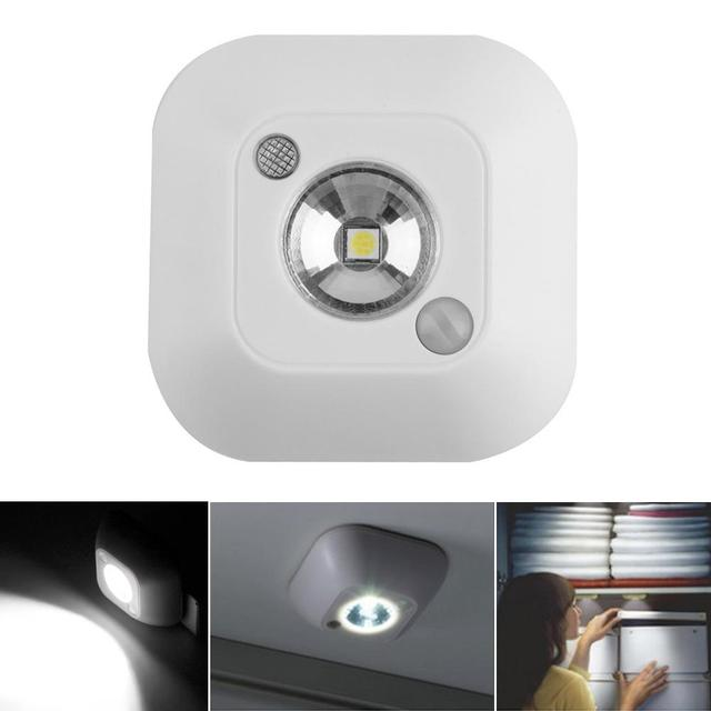 Автономная подсветка с датчиком движения